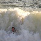 Pacific's Surprise - Sorpresa Del Oceano Pacifico by Bernhard Matejka