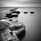 Kimmeridge Bay by Nina Papiorek