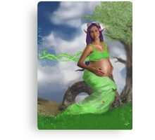 Fertility Canvas Print