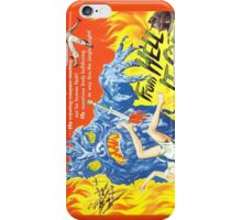 B Movie: From Hell iPhone Case/Skin
