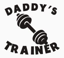 Daddy's Trainer Kids Clothes