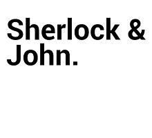 Sherlock Character Names  by onezenmom