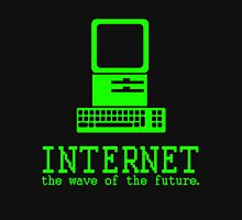 Internet, the Wave of the Future Unisex T-Shirt