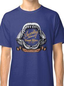 Amity Island Boat Hire Classic T-Shirt