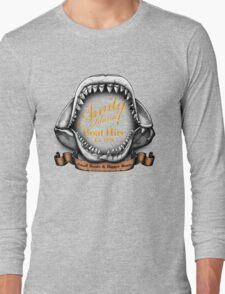 Amity Island Boat Hire Long Sleeve T-Shirt