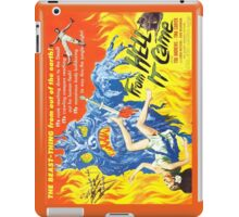 B Movie: From Hell iPad Case/Skin