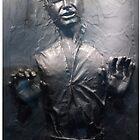 Han Solo Carbonite by BruKirk
