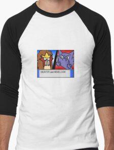 Battle to the Death Men's Baseball ¾ T-Shirt