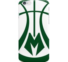 Milwaukee Bucks iPhone Case/Skin