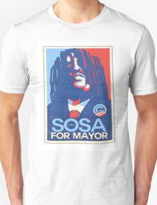 sosa for mayor  T-Shirt