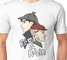 Hatman & Robin Unisex T-Shirt