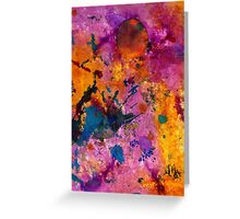 Inner Wisdom Spiced with JOY Greeting Card