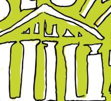 Museum Geek: Curator Sticker
