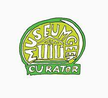 Museum Geek: Curator Unisex T-Shirt