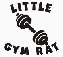 Little Gym Rat One Piece - Long Sleeve