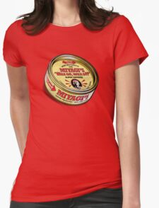 Super Wax Womens Fitted T-Shirt