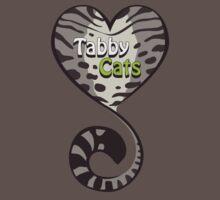 Tabby Cat Love by GoblinWorks