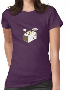 We're Toast! Womens Fitted T-Shirt