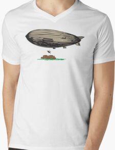 "Indiana Jones ""no ticket"" Mens V-Neck T-Shirt"