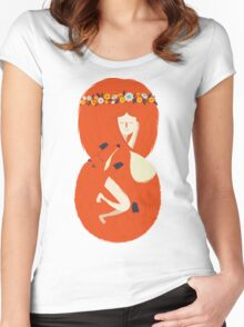 Foxy Lady Women's Fitted Scoop T-Shirt
