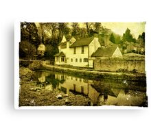 Chequers Inn, Loose Canvas Print