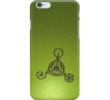 Barbury Crop Circle iPhone Case/Skin