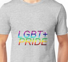 LGBT+ pride products Unisex T-Shirt