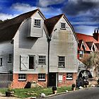 Haxted Watermill,Kent/Surrey. by Hovis