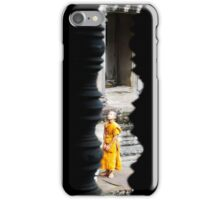 Young Monk iPhone Case/Skin