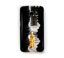 Young Monk Samsung Galaxy Case/Skin