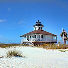 Boca Grande Lighthouse by Jim  Egner