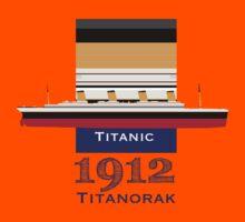Titanic | 1912 | Titanorak by 8eye