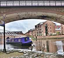 Castlefields  by Lilian Marshall