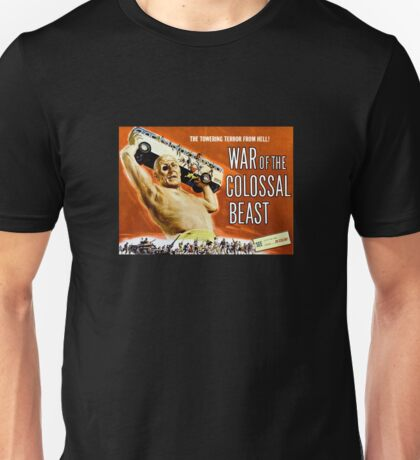 B Movie: Colosal Beast Unisex T-Shirt