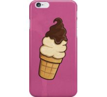with chocolate on top iPhone Case/Skin