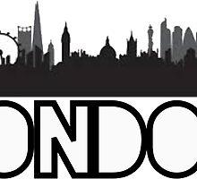 Skyline London  by allyroos