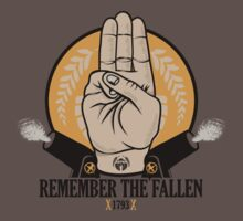 Remember the Fallen by beware1984