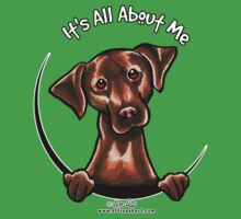 Chocolate Lab :: Its All About Me Kids Clothes