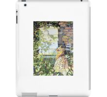 Beware of the Bees, Holly  iPad Case/Skin