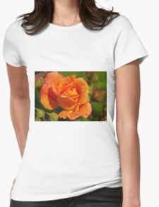 A rose by any other name.... Womens Fitted T-Shirt
