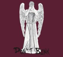 Don't Blink - DW Weeping Angels by nessaaw