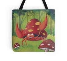 Pokemon Painting - Parasect Tote Bag