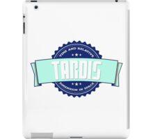 TARDIS - DW iPad Case/Skin