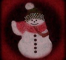 Snowman by Eva Thomas