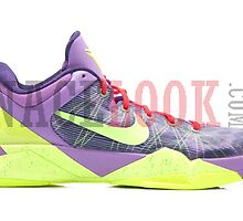 Mens Nike Zoom Kobe VII 7 Shoes for Sale by ayasoso