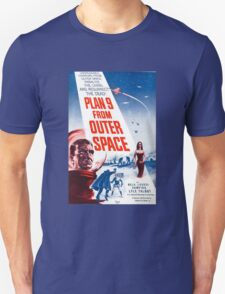 B Movie: Plan 9 from Outer Space T-Shirt