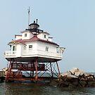 Thomas Point Lighthouse by Hope Ledebur