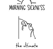 Morning Sickness - the ultimate means to an end by GoodnessGracie