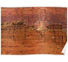 Vermillion Cliffs - 3 © Poster