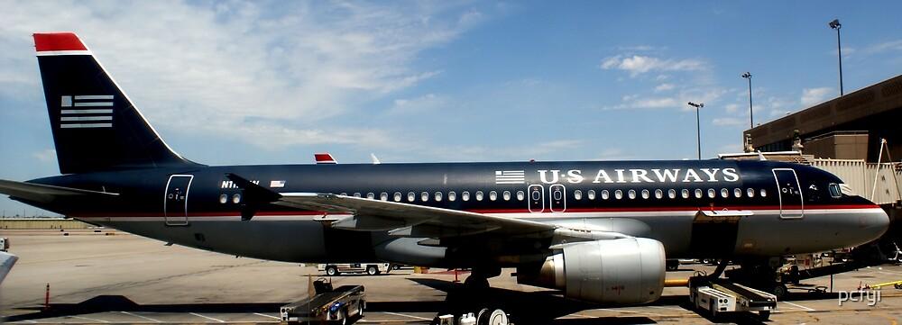 Plane by pcfyi